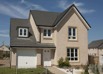"Thumbnail 4 bedroom detached house for sale in ""Drummond"" at Burdiehouse Road, Edinburgh"