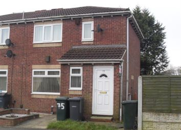 Thumbnail 1 bed flat to rent in Meadway, Bradford