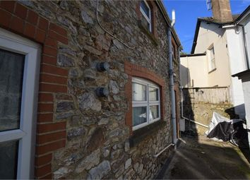 Thumbnail 2 bed terraced house to rent in The Avenue, Newton Abbot, Devon.