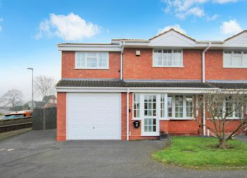 Thumbnail 3 bed semi-detached house to rent in Spring Vale Road, Redditch
