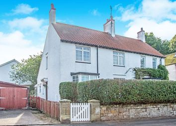 Thumbnail 2 bed semi-detached house for sale in Foxton Road, Alnmouth, Alnwick