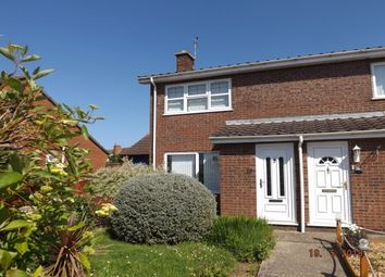 Thumbnail 2 bed semi-detached house to rent in Royal Way, Fishtoft, Boston