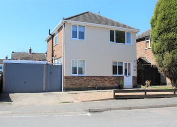 Thumbnail 3 bed detached house for sale in Breach Road, Hugglescote, Coalville