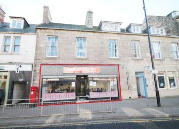 Thumbnail Commercial property for sale in 56, Bonnygate, Cupar, Fife KY154Ld
