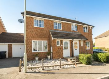 Thumbnail 3 bed semi-detached house for sale in Eversleigh Rise, Whitstable