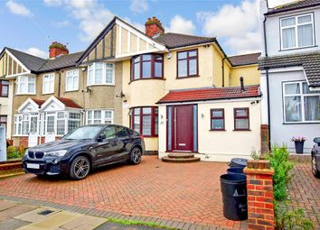 Thumbnail 3 bed semi-detached house for sale in Belvedere Avenue, Clayhall, Ilford, Essex