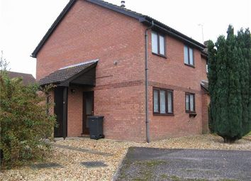 Thumbnail 1 bed terraced house to rent in Ashmead, Yeovil
