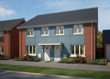 "Thumbnail 2 bedroom end terrace house for sale in ""Amethyst"" at Barmston Road, Washington"