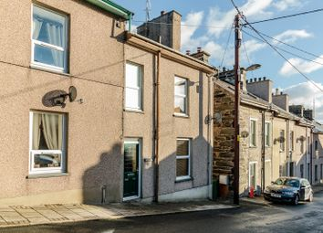 Thumbnail 2 bed end terrace house for sale in Dora Street, Porthmadog