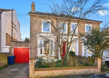 Thumbnail 4 bed terraced house for sale in Marlborough Road, Ealing