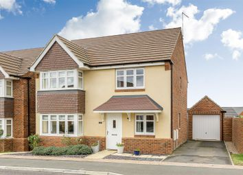 Thumbnail 4 bed detached house for sale in Bakers Lane, Long Buckby, Northampton