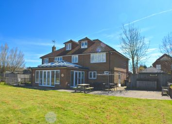 Thumbnail 6 bed detached house for sale in Lower Dicker, Hailsham