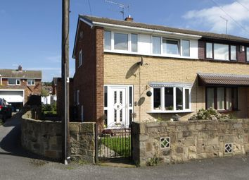 Thumbnail 3 bed semi-detached house for sale in Edinburgh Close, Barnsley
