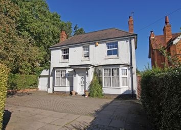 Thumbnail 3 bed detached house for sale in Bittell Road, Barnt Green