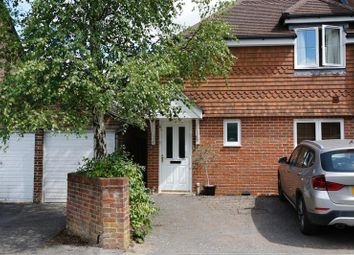 Thumbnail 3 bedroom end terrace house for sale in Huntswood Cottages, Beacon Hill, Hindhead