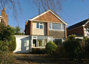 Thumbnail 3 bed detached house for sale in Manor Drive, Baston, Peterborough, Lincolnshire