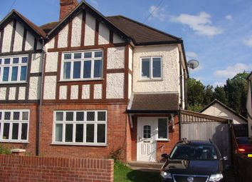 Thumbnail 3 bed semi-detached house to rent in Westrow Gardens, Shirley, Southampton