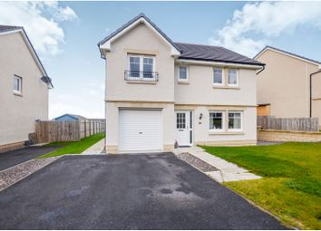 Thumbnail 4 bedroom detached house for sale in Clover Crescent, Inverness