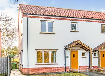 3 bed semi-detached house for sale in Fengate, Marsham, Norwich NR10
