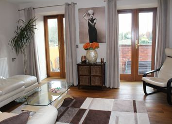 Thumbnail 3 bed town house to rent in Fairways Court, Pontefract