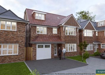 Thumbnail 5 bed detached house for sale in 'the Maple', Uppingham Road, Off Uppingham Road, Leicester