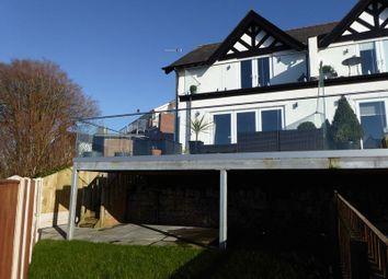 Thumbnail 3 bed semi-detached house for sale in Felinheli Terrace, Y Felinheli