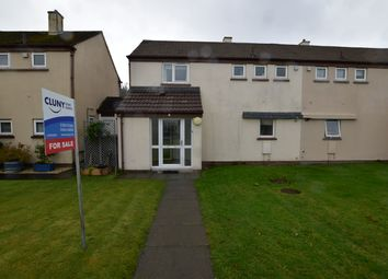 Thumbnail 3 bed semi-detached house for sale in Easter Road, Kinloss, Forres