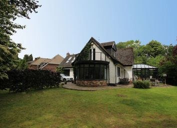 Thumbnail 4 bed detached house to rent in Woodend, Bramhall Park Rd