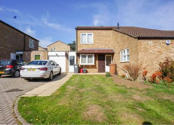 Thumbnail 2 bed link-detached house for sale in Brighton Way, Stevenage