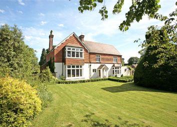 Thumbnail 5 bed detached house for sale in Horsham Road, Rusper, Horsham, West Sussex