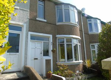 Thumbnail 3 bedroom terraced house for sale in Ridge Park Avenue, Plymouth