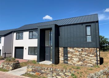 Thumbnail 4 bed detached house for sale in Boscolleth Gardens, Kenwyn, Truro