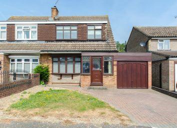 Thumbnail 3 bed semi-detached house for sale in Fleet Road, Northfleet, Gravesend