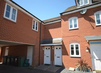 Thumbnail 2 bed maisonette to rent in Hatfield Close, Corby