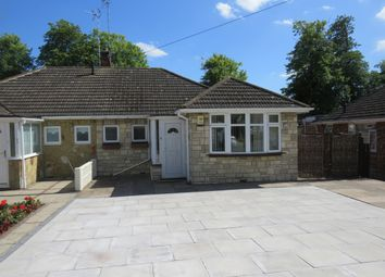 Thumbnail 2 bedroom semi-detached bungalow for sale in Florence Avenue, Luton