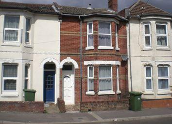 Thumbnail 4 bed terraced house to rent in Livingstone Road, Southampton