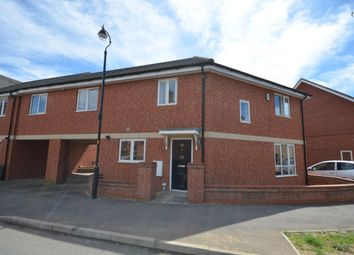Thumbnail 4 bed semi-detached house for sale in Einstein Crescent, Duston, Northampton