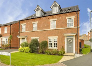 Thumbnail 3 bed semi-detached house for sale in Mitford Drive, Arnold, Nottinghamshire