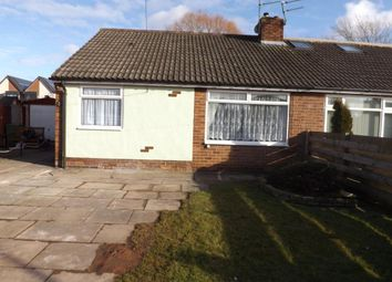 Thumbnail 3 bed bungalow to rent in Lea Way, Huntington, York