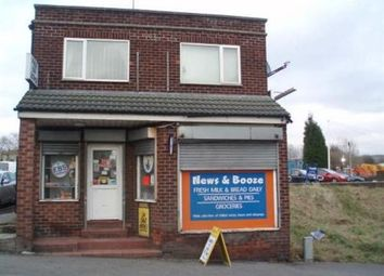 Thumbnail Retail premises for sale in Hyde, Greater Manchester