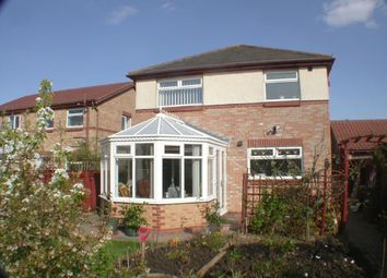 Thumbnail Detached house to rent in Fareham Close, Kings Meadow, Hartlepool