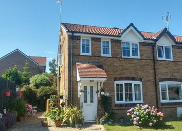 Thumbnail 3 bed end terrace house for sale in Meadow Way, Caerphilly