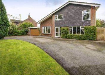 Thumbnail 4 bed detached house for sale in Marlpit Lane, Sutton On The Hill, Ashbourne, Derbyshire