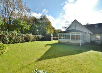 Thumbnail 3 bed terraced house for sale in Haddington Gardens, Irvine, North Ayrshire