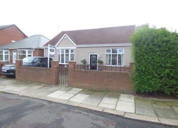 Thumbnail 3 bed bungalow for sale in Poplar Avenue, Walkerville, Newcastle Upon Tyne