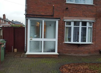 Thumbnail 3 bed end terrace house for sale in Tame Street East, Walsall
