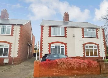 Thumbnail 3 bed semi-detached house for sale in Nedderton Village, Bedlington