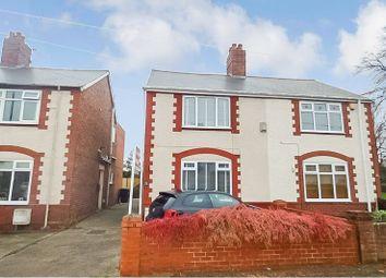 Thumbnail Semi-detached house for sale in Nedderton Village, Bedlington