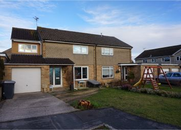 Thumbnail 4 bed semi-detached house for sale in Tynings Way, Bradford-On-Avon