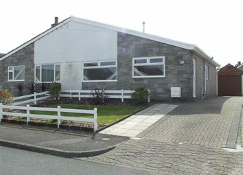 Thumbnail 2 bedroom semi-detached bungalow for sale in Summerland Park, Upper Killay, Swansea